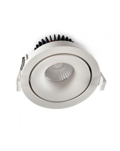 Oprawa halogenowa LED Biała 10W 3000K Ciepła Koge