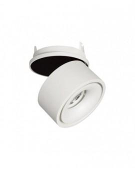 Regulowana Oprawa halogenowa LED Spot 8W 3000K Biała Oslo Mini