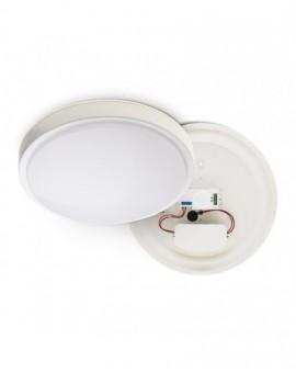 Lampa sufitowa LED Kinkiet LED z czujnikiem ruchu 27W 4000K Taurus