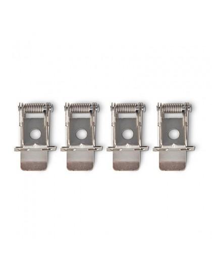 Uchwyty montażowe do Paneli LED 60x60 Nelio karton-gips