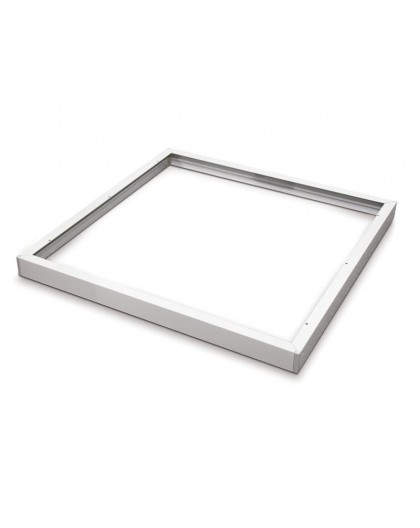 Biała Ramka Montażowa KLIK do Paneli LED 60x60