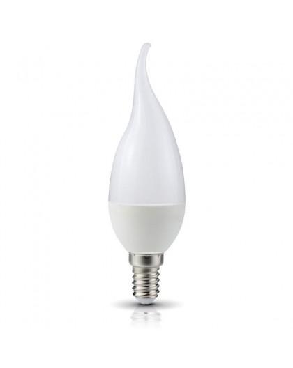 Żarówka LED E14 Świeczka Dekoracyjna 5W 3000K Biała Ciepła