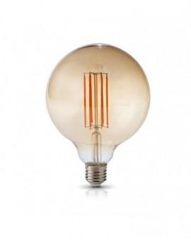 Żarówka LED Filament E27 7W 12,5cm G125 2700K Vintage
