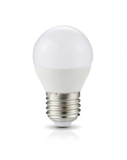 Żarówka LED E27 Bańka 4,5W 3000K Biała Ciepła