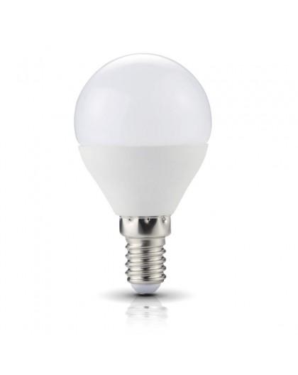 Żarówka LED E14 Bańka 4,5W 4000K Biała Neutralna