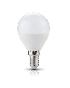 Żarówka LED E14 Bańka 4,5W 3000K Biała Ciepła