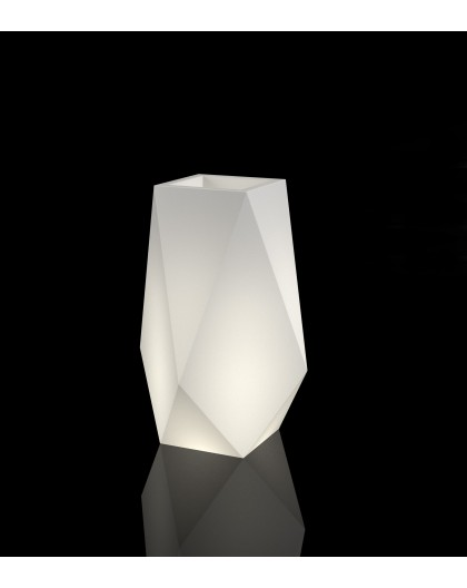 Podświetlana Donica LED Volcano