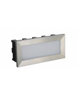 Wall lamp Mur-Led-Inox