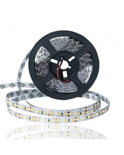 Taśma LED 12V 2835 120 LED/m 12W IP20 3000K Biała Ciepła PRO-Basic