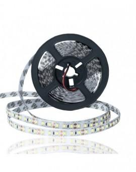 Taśma LED 12V 2835 120 LED/m 12W IP65 6500K Biała Zimna PRO-Basic