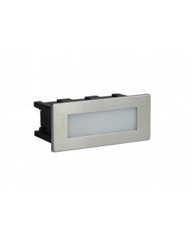 Lampa zewnętrzna Mur LED Inox