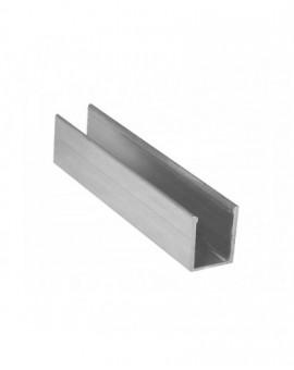 Aluminiowy Uchwyt 6x12 do Neon LED silikonowy