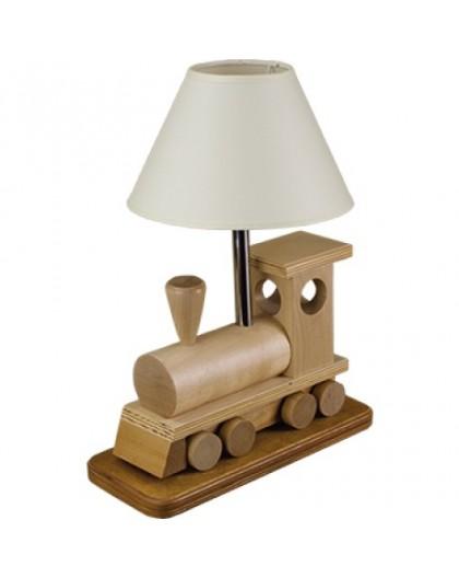Biurkowa Lampa Dziecięca Lokomotywa