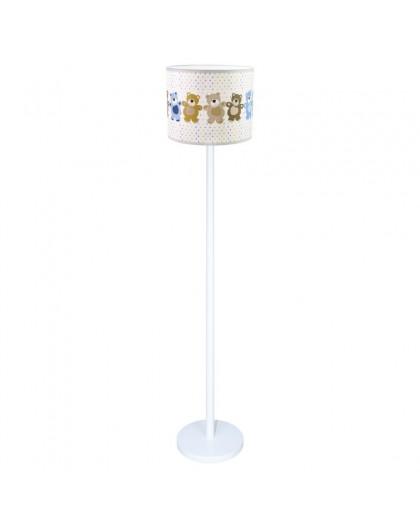 Stojąca lampa podłogowa dziecięca Misie