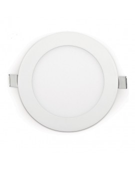 Okrągły Plafon LED sufitowy 18W 4000K Biały Neutralny Bravo