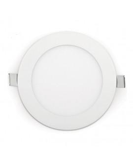 Okrągły Plafon LED sufitowy wpuszczany 24W 4000K Biały Neutralny Bravo