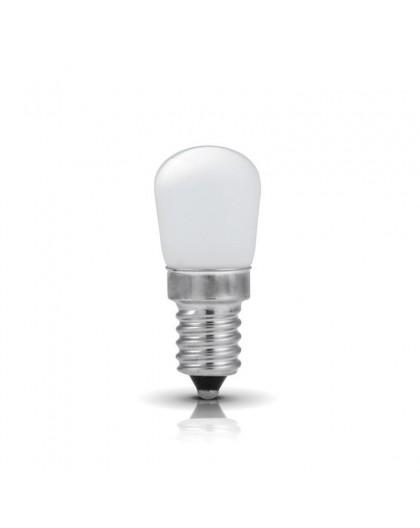 Żarówka LED T E14 1,7W 4000K Biała Neutralna Okap Lodówka