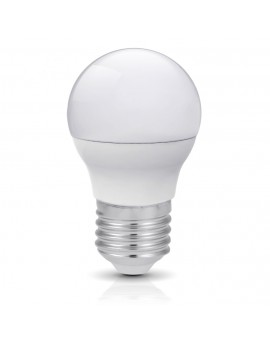 Żarówka LED E27 Ceramika Kulka 7W 3000K Biała Ciepła