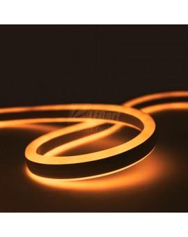 Neon LED 230V Dwustronny Pomarańczowy