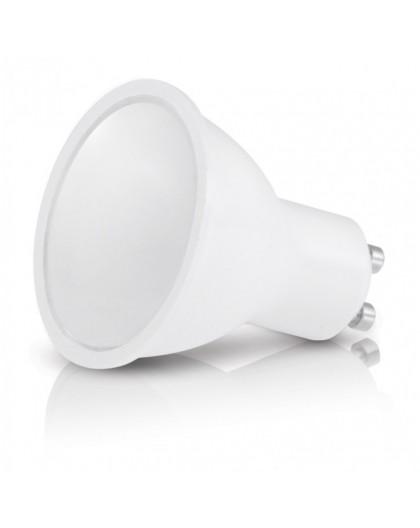 Żarówka LED GU10 7W 3000K Biała Ciepła Economy