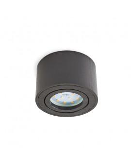 Oprawa natynkowa Okrągła Czarna 50 mm do LED Insert OH36S