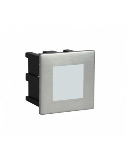 Zewnętrzna Lampa Elewacyjna Mur LED Kwadratowa