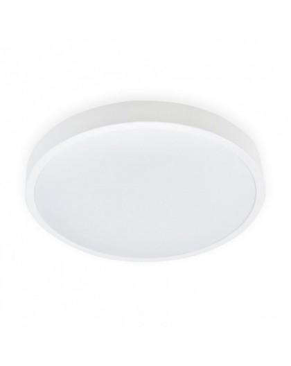 18W LX IP44 Biała Lampa LED Plafon 230V Biała Neutralna 4000K Czujnik Ruchu Zoe