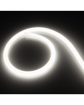 Neon LED PRO 230V 360° Biały Neutralny 5m