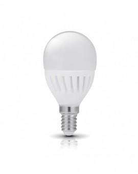 Żarówka LED E14 Bańka 9W 6000K Biała Zimna Premium