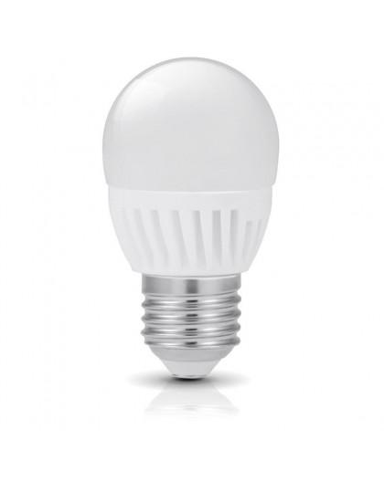 Żarówka LED E27 Bańska 9W 6000K Biała Zimna Premium