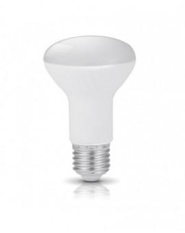 Żarówka LED E27 Grzybek 8W 6000K Biała Zimna