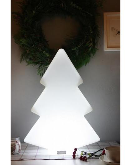 Choinka podświetlana LED 107 cm