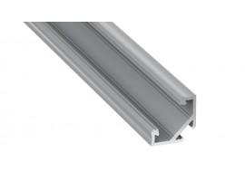 Profile LED kątowe - narożne