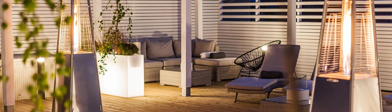 Oświetlenie ogrodowe - Oświetlenie zewnętrzne